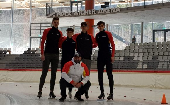 "Patinatorii de la CSM Ploieşti, performanţe notabile la ""International Race"", de la Inzell!"