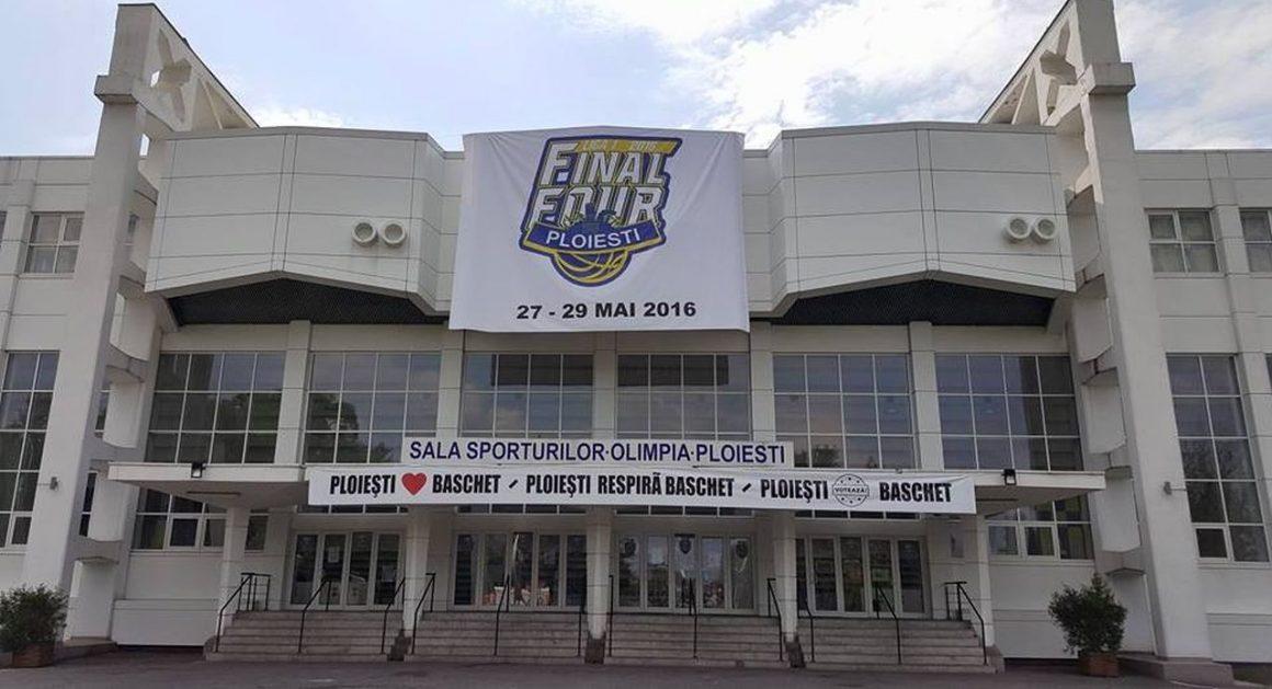 Sala Sporturilor Olimpia îmbracă haine de sărbătoare! Promovarea în Liga Naţională de baschet se joacă, în weekend, la Ploieşti!