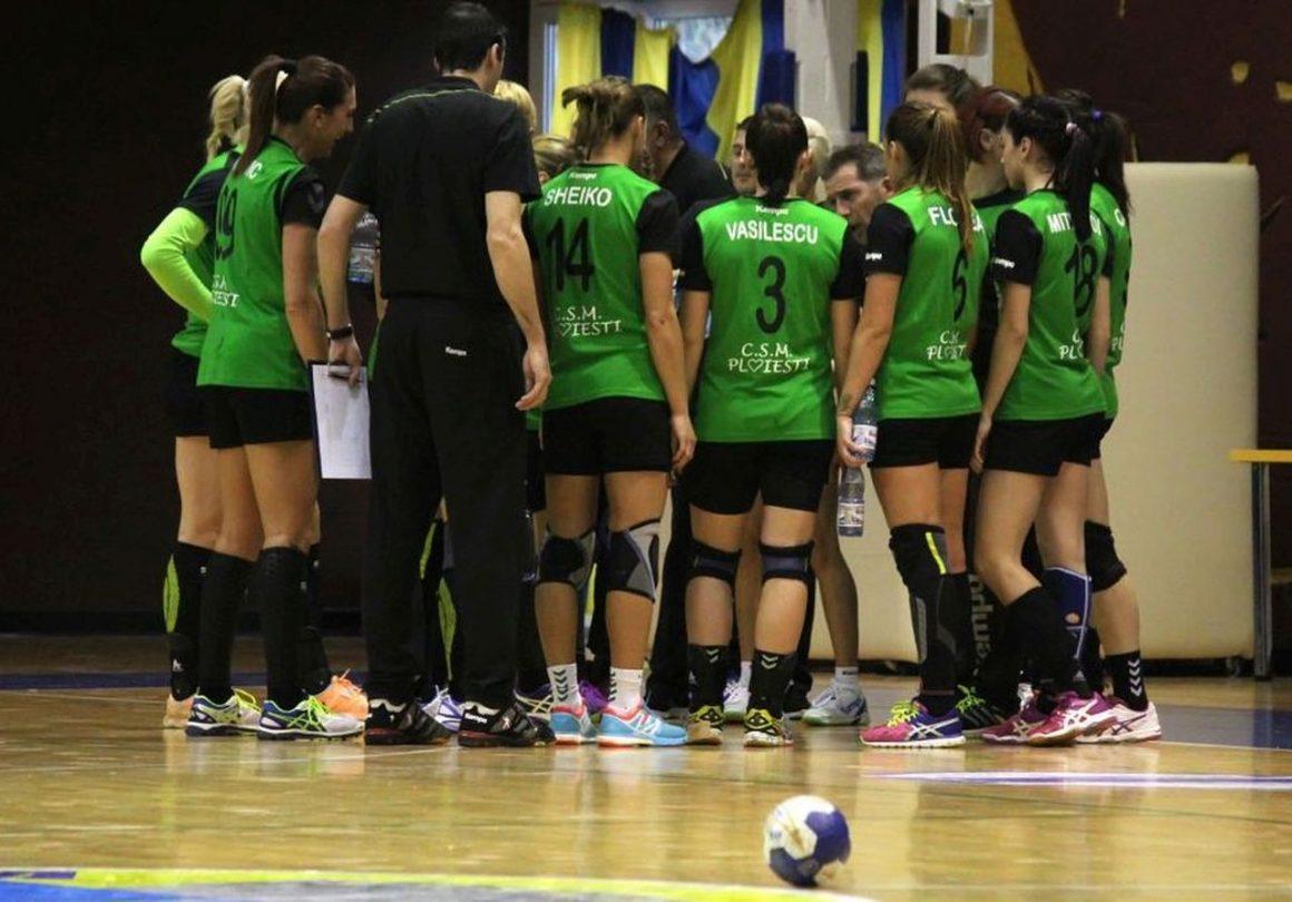 Vacanţă până pe 14 iulie pentru echipa de handbal feminin!