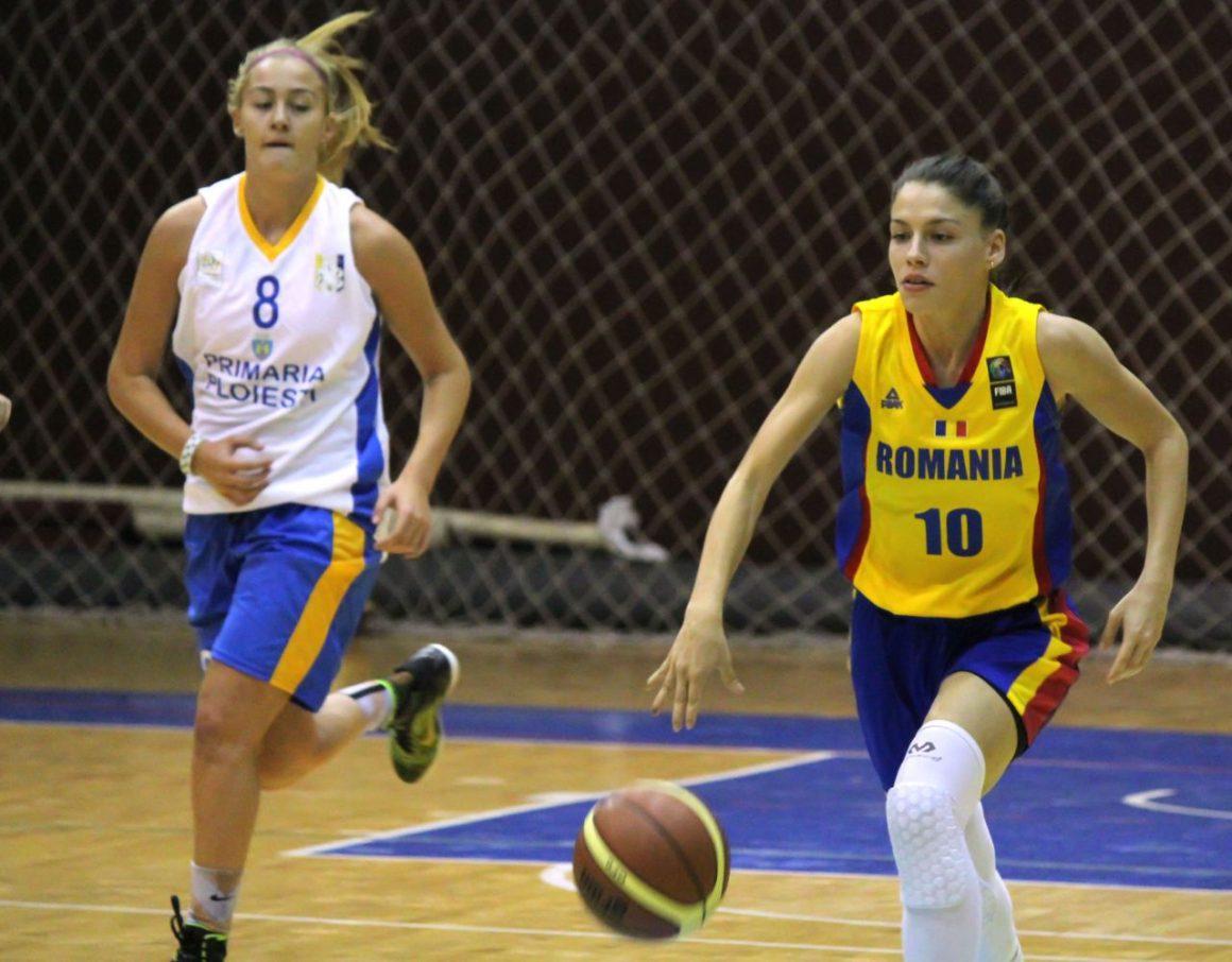 Două jucătoare de la CSM Ploieşti, convocate la loturile naţionale ale României