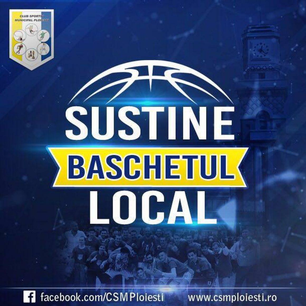 CSM Ploiești – Dinamo București, în prima etapă a LNBM!