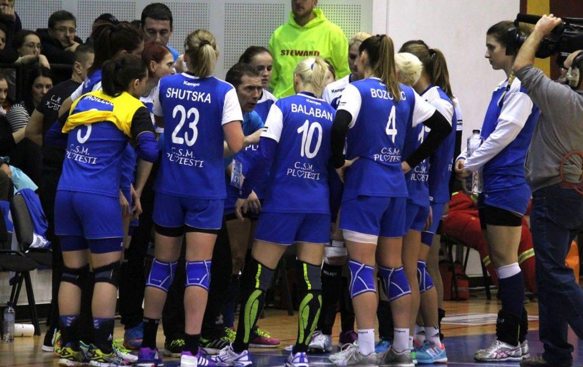 Echipa de handbal feminin va juca în Cupa EHF!