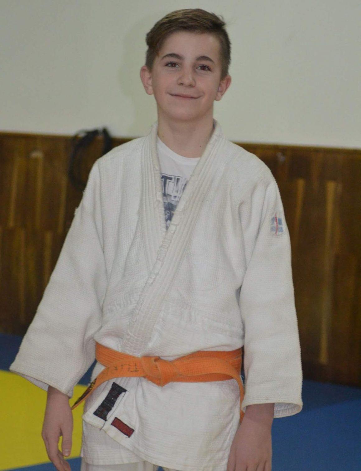 Secţia de judo, mai săracă după dispariţia lui Mihnea Stan