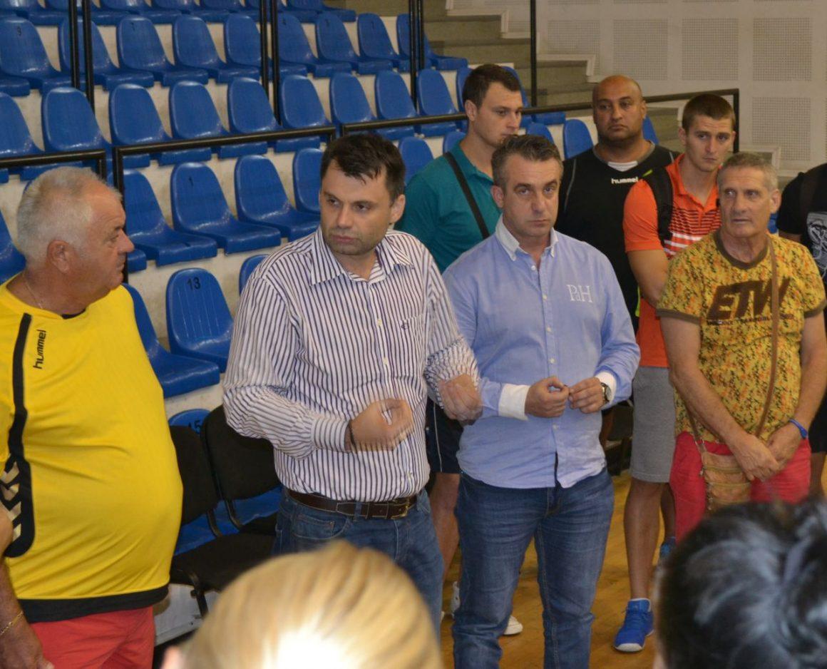 CSM Ploieşti, păsuită până miercuri de Federaţia Română de Handbal!
