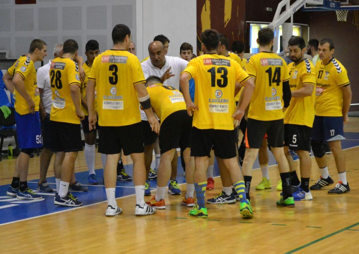 FRH a decis: CSM Ploieşti, în Seria A a Diviziei A de handbal masculin!