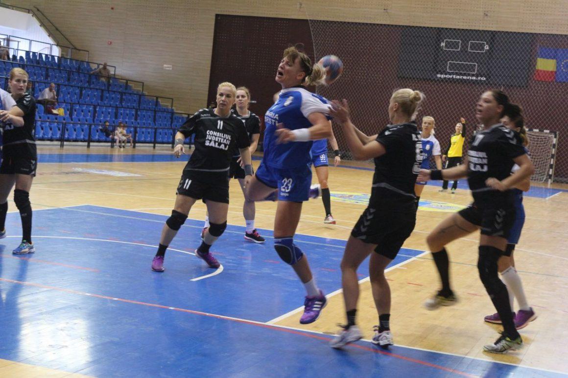 Galerie foto, Handbal feminin: CSM Ploieşti – HC Zalău 25-26 (11-11)