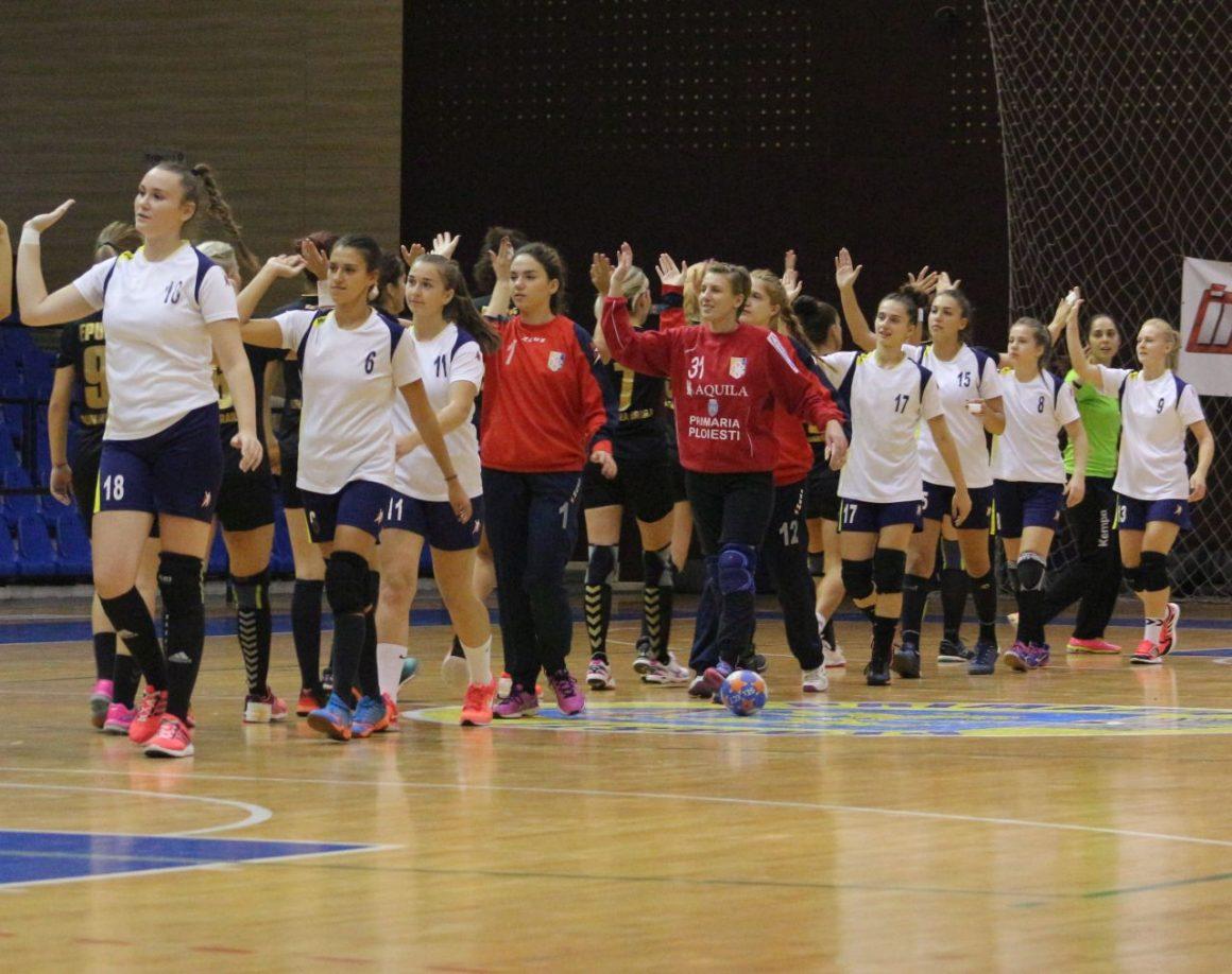 """Junioare vs. """"studente"""", în Sala Sporturilor Olimpia!"""