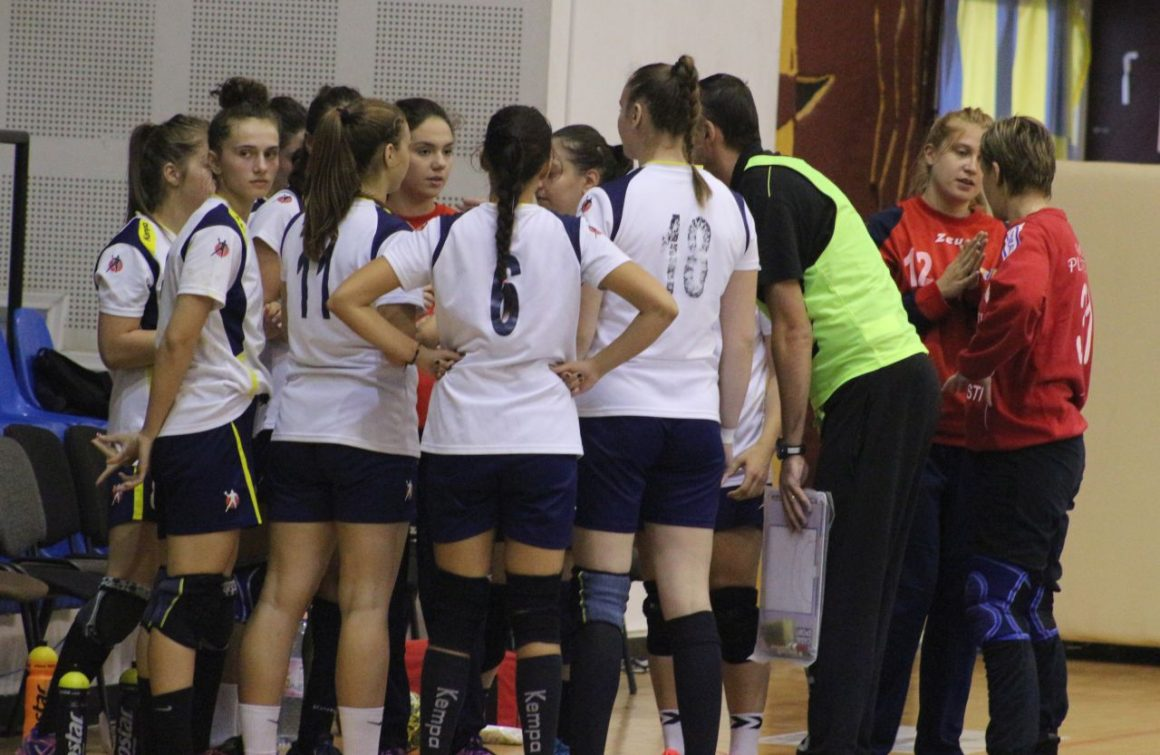 Mâine, deplasare la Craiova pentru handbalistele de la CSM Ploieşti!