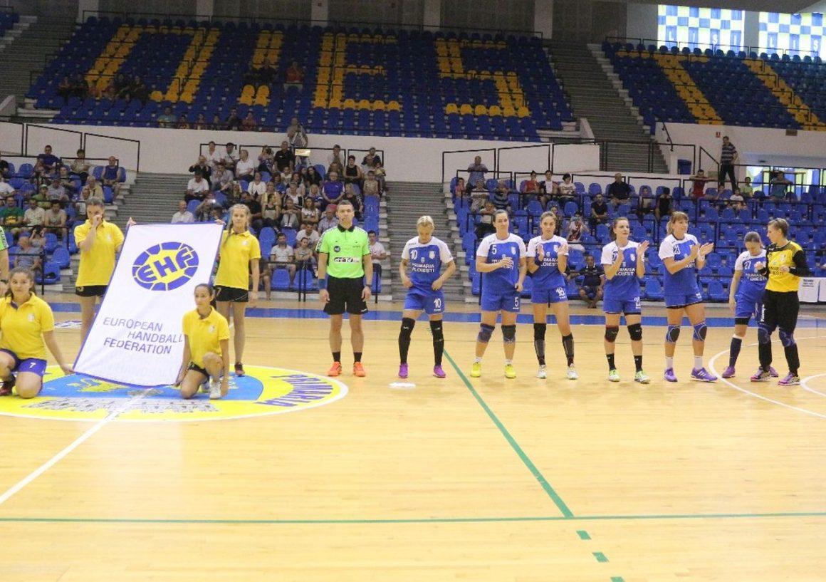 Echipa de handbal feminin a fost retrasă din Cupa EHF!