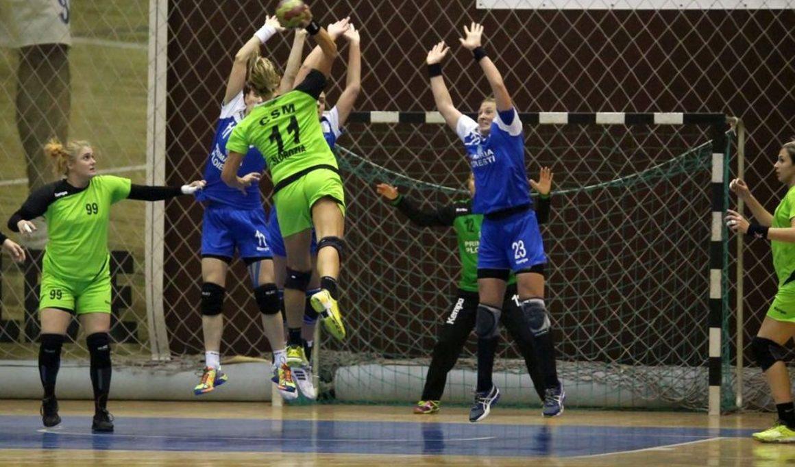 Echipele de handbal seniori continuă în Liga Naţională, respectiv Divizia A!