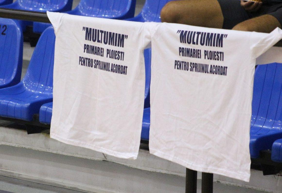 Echipa de handbal feminin nu se prezintă, astăzi, la Roman