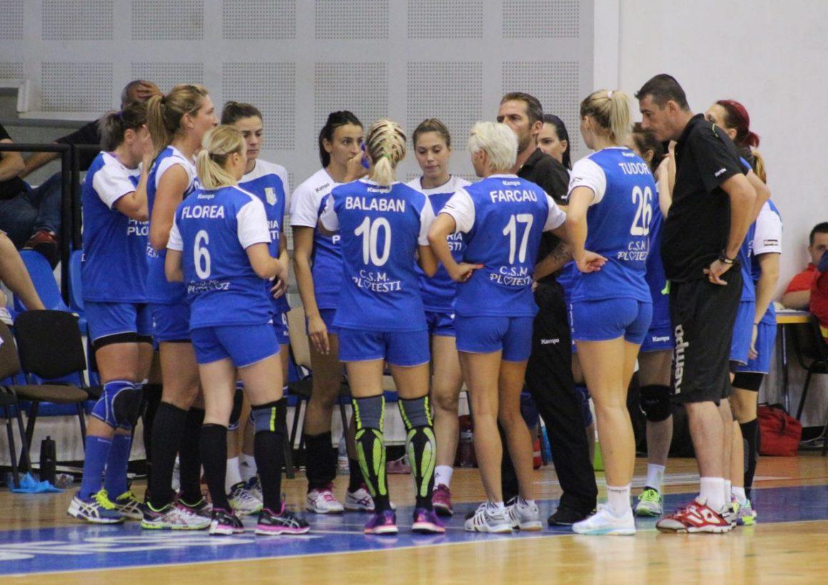 Echipa de handbal feminin se destramă: Farcău, Tudor, Udriştioiu şi Apetrei au plecat de la Ploieşti!