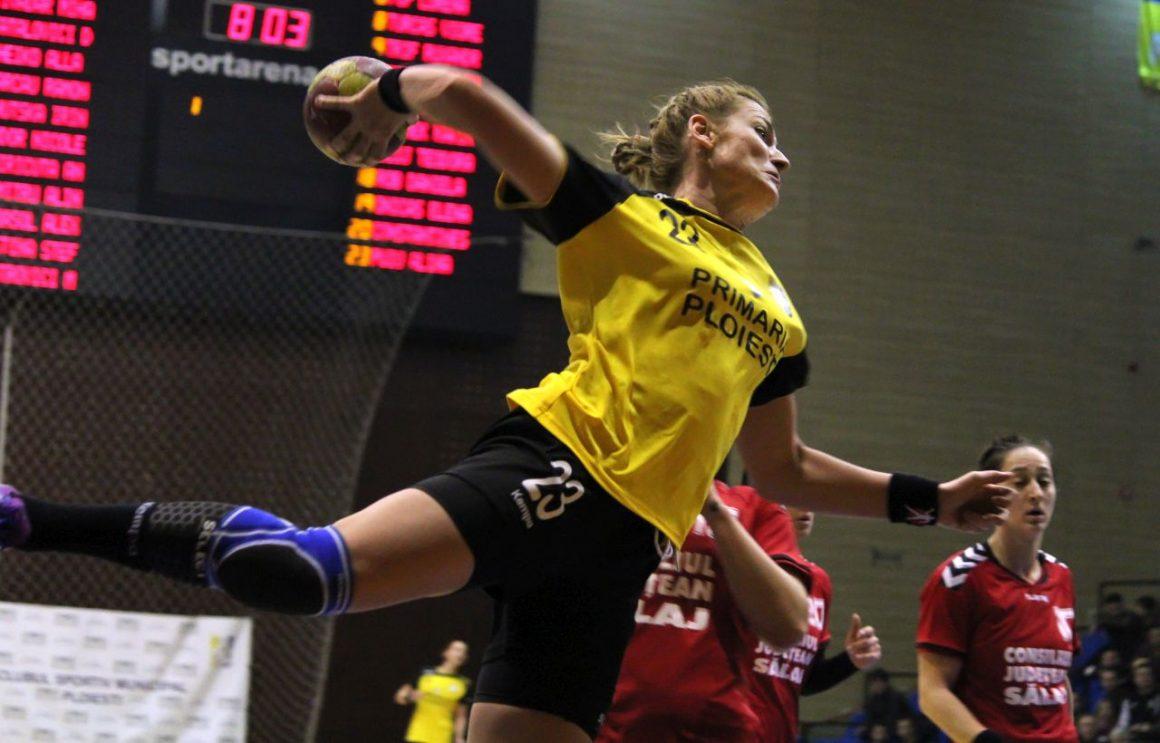 Echipa de handbal feminin debutează mâine în campionat!