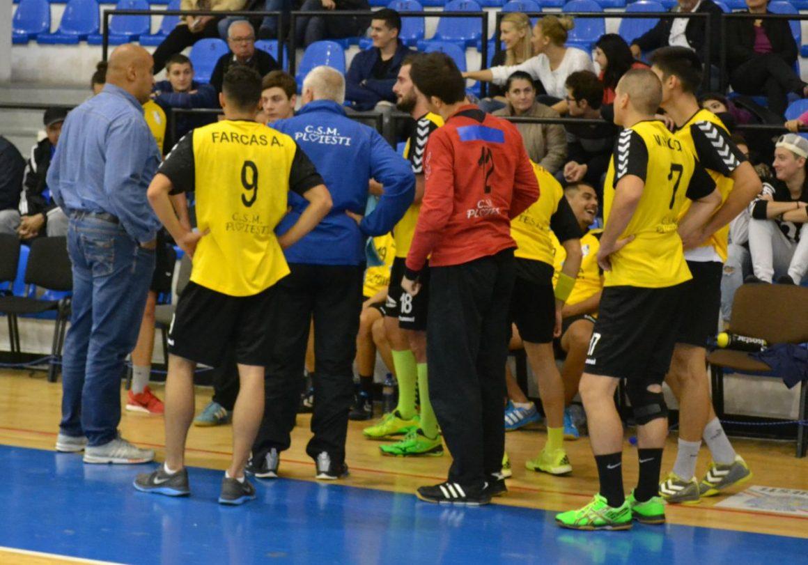 Echipa de handbal masculin nu se va prezenta la meciul cu LPS Piatra Neamţ!