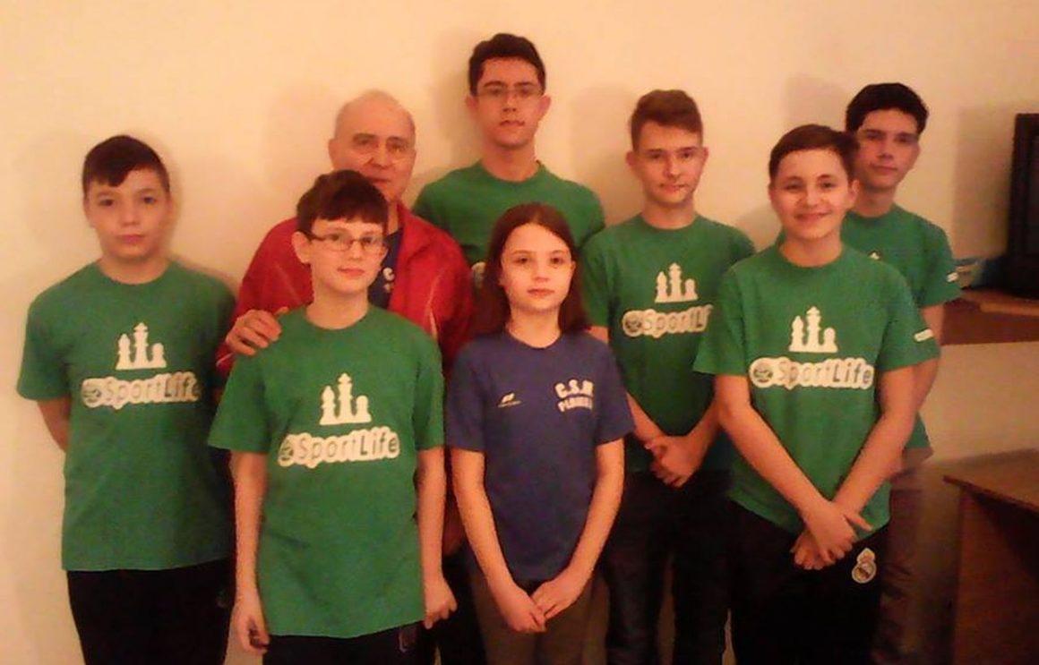 Şahiştii Iulian Szocs şi Flavius Stroe sunt campioni naţionali!