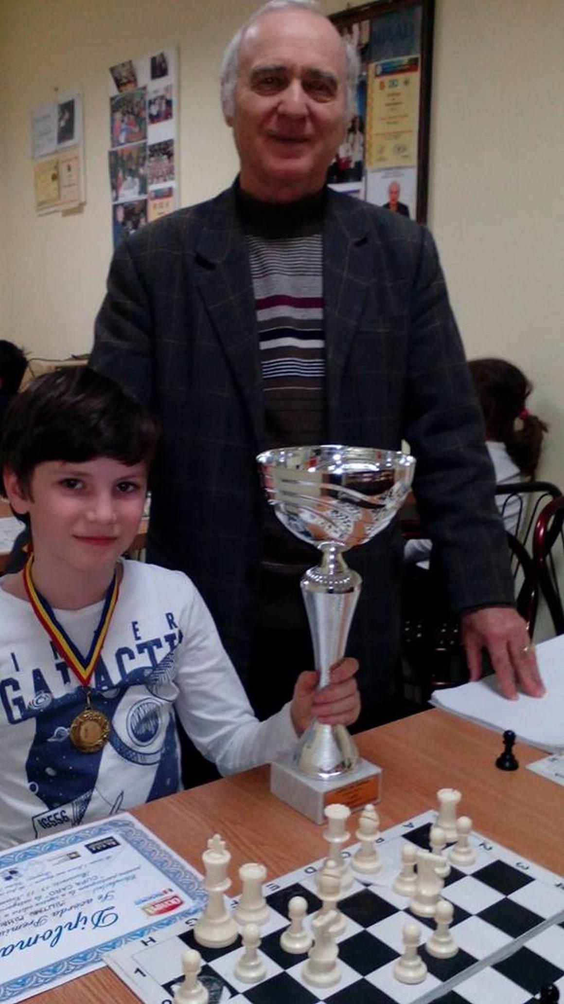 """Şahistul Mihai Militaru, medalie de aur la """"Cupa de Primăvară""""!"""