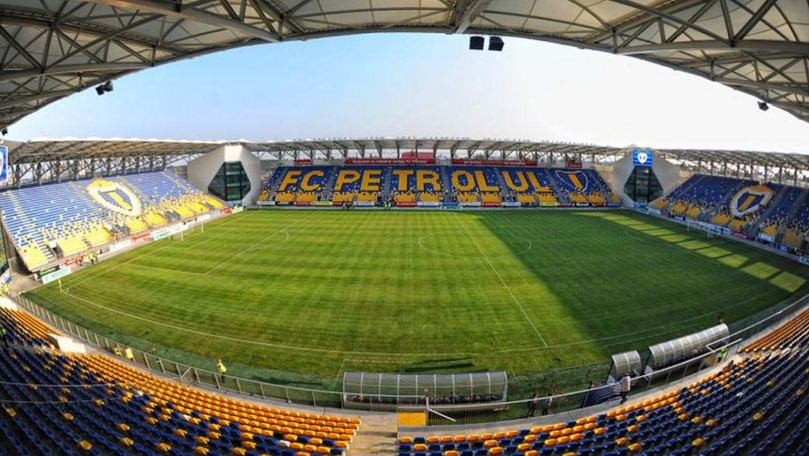 """Informare privind situaţia gazonului de pe Stadionul """"Ilie Oană"""""""