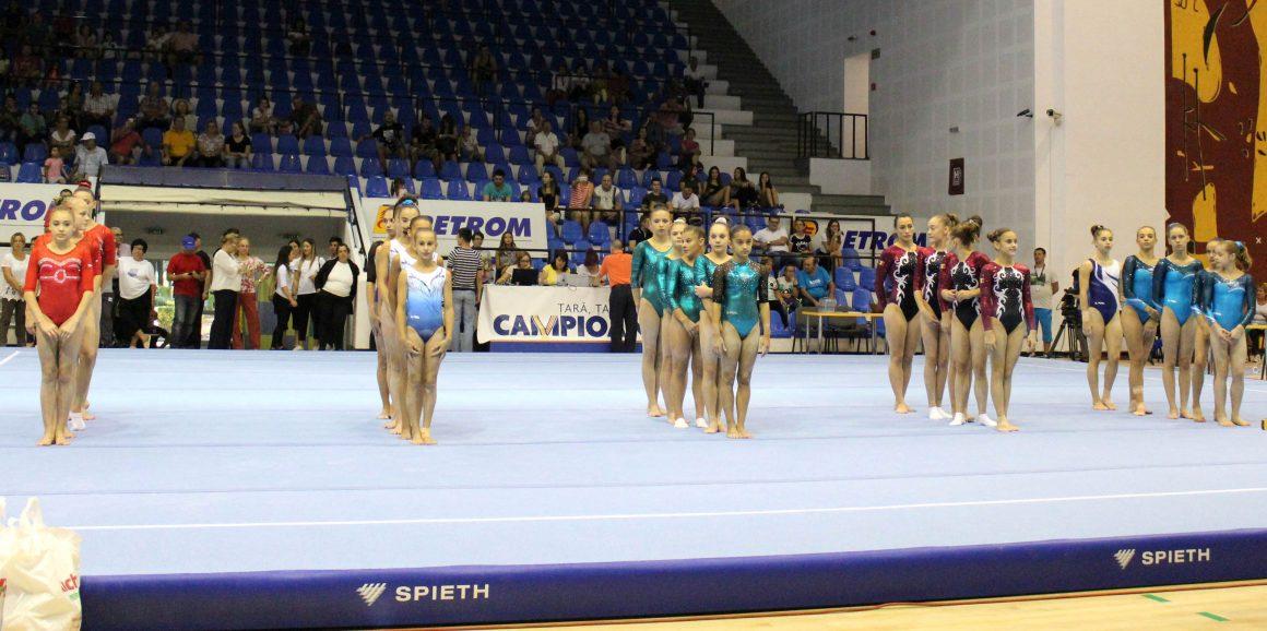 Campionatele Naţionale de Gimnastică ale României s-au întors la Ploieşti!