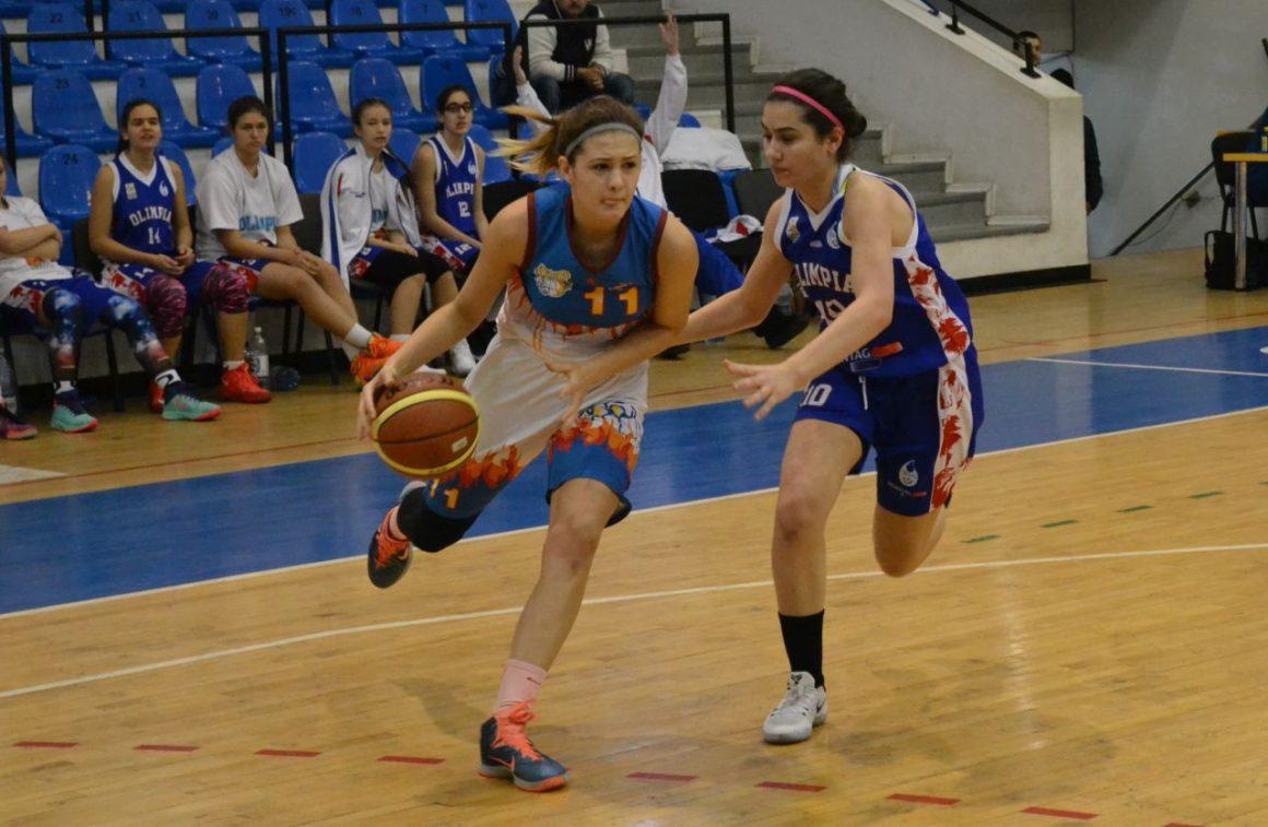 Eşec la debut pentru echipa de baschet feminin a CSM-CSŞ Ploieşti
