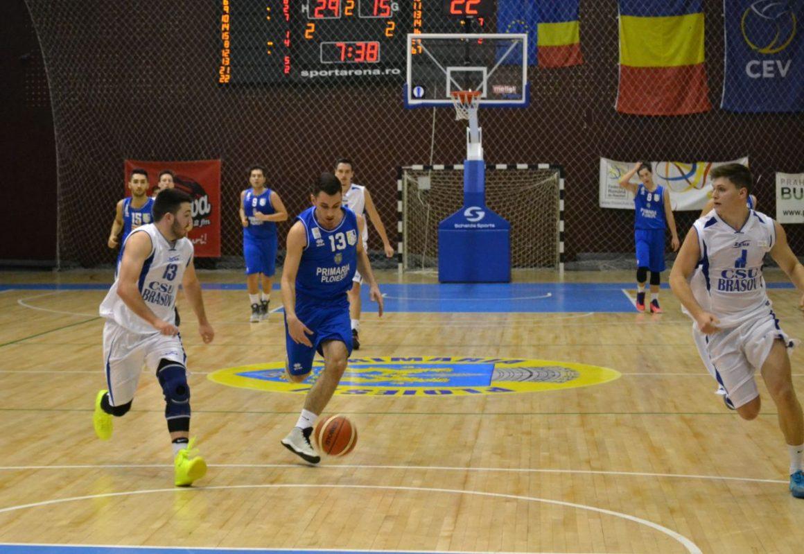 """""""Aripa tânără"""" şi-a făcut treaba: victorie clară cu CSU Braşov: 87-60!"""