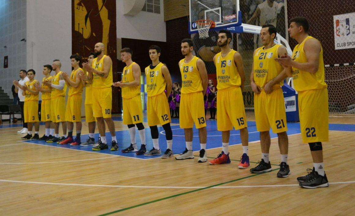Debut cu reprezentantele Constanţei, în faza semifinală a Ligii I de baschet!