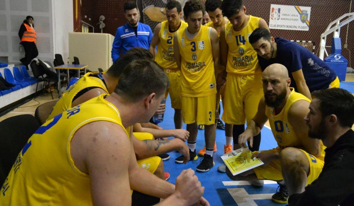 Baschet masculin: programul ultimelor trei meciuri din Faza semifinală a Ligii I!