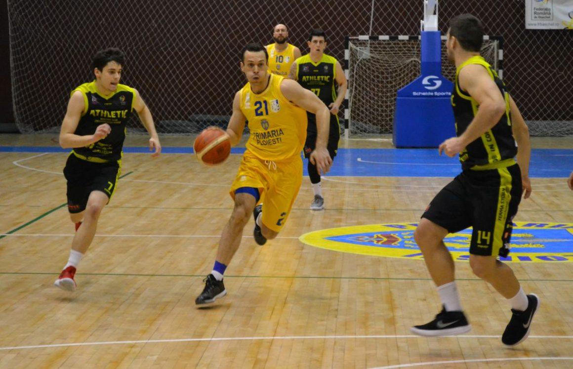 Meci decisiv, mâine seară, cu CN Aurel Vlaicu, pentru băieţii lui Cătălin Burlacu!