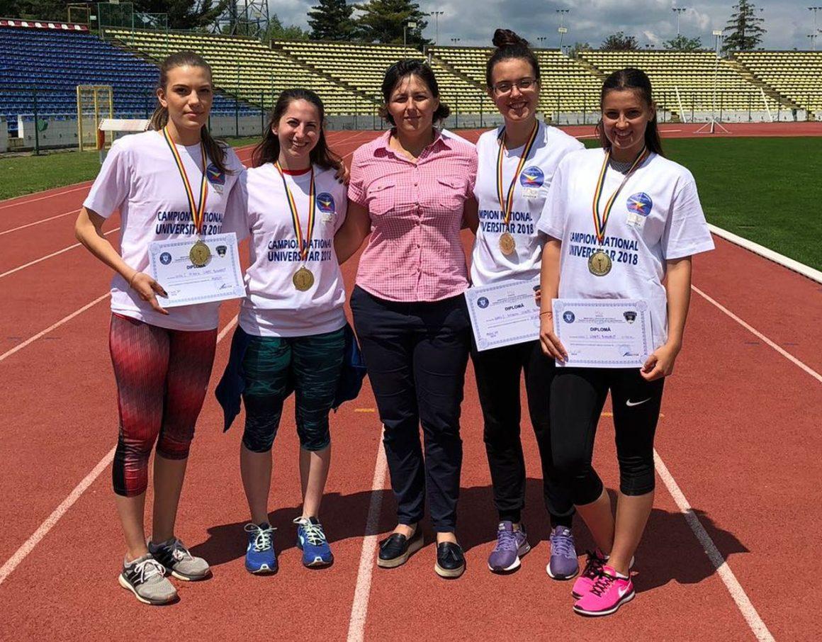 Atleţii de la CSM Ploieşti, 10 medalii la Campionatul Naţional de Seniori, Tineret, Juniori I!