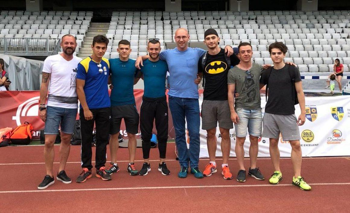 Atleţii de la CSM Ploieşti, de două ori pe podium la Campionatele Internaţionale ale României!