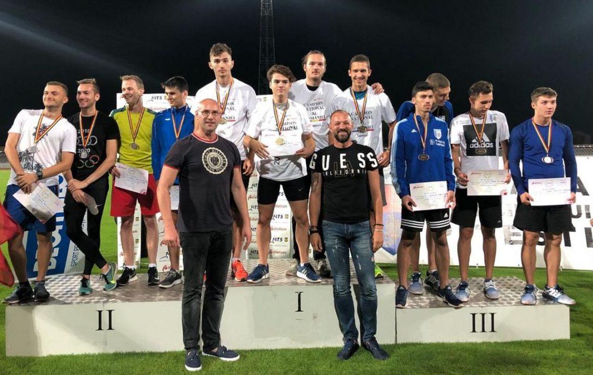 Atleţii de la CSM Ploieşti, 4 titluri de campioni la Etapa finală a CN de Seniori şi Tineret!