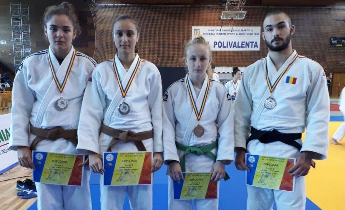 Judoka de la CSM-CFR-CSŞ Ploieşti, 6 medalii la Finala Cupei României şi Finala CN Ne Waza!