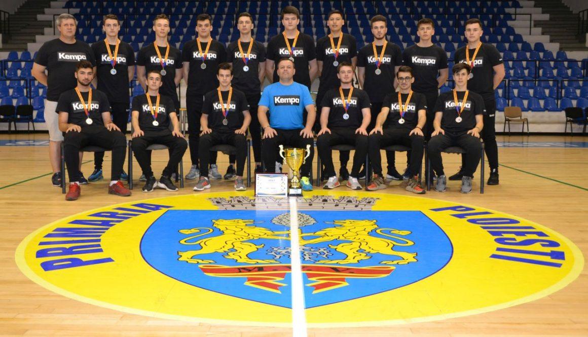 Handbal masculin: CSM Ploieşti, repartizată în Seria B a Diviziei A!