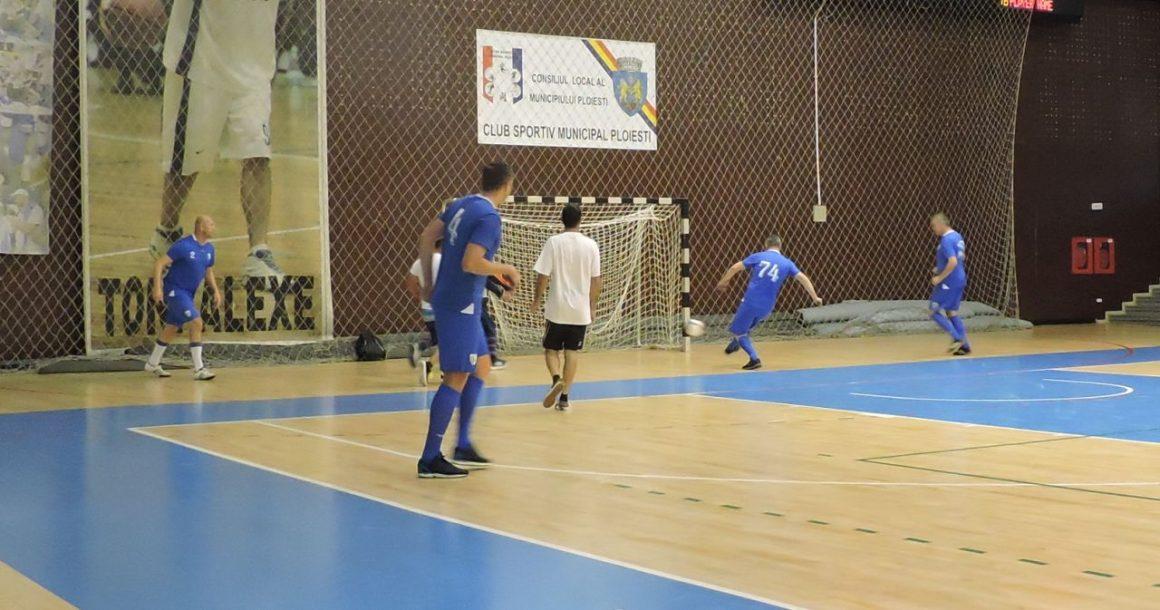 "Cupa ""CSM Ploieşti"" la minifotbal, etapa a 3-a: clasamentul ""s-a rupt"" la jumătate!"