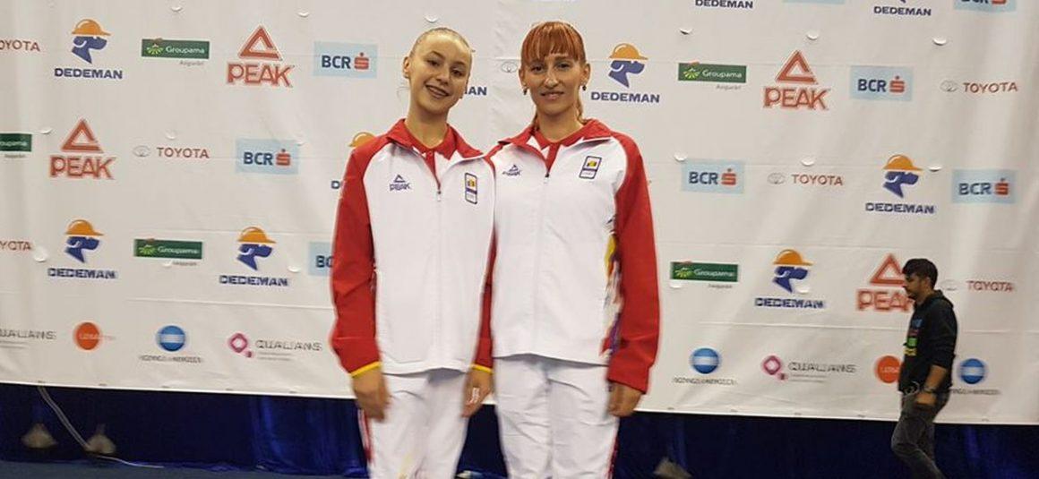Denisa Stoian şi Simona Puiu decolează, mâine, spre Buenos Aires! Baftă la JO de Tineret!