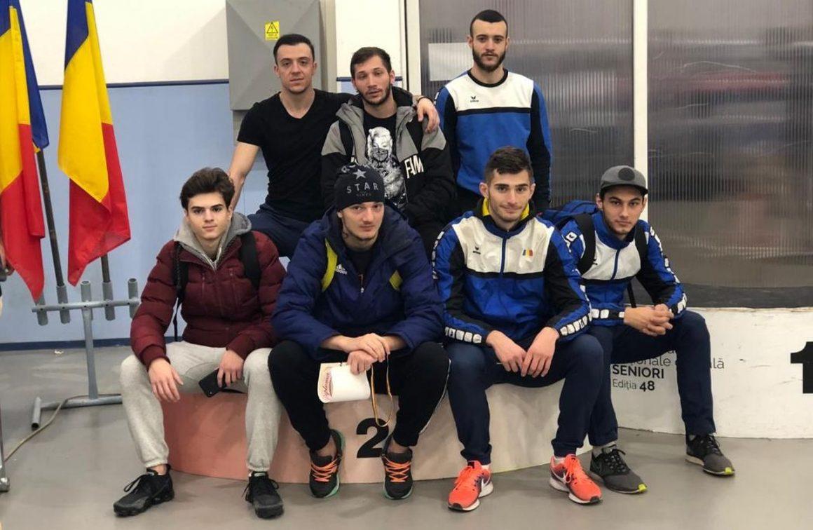 """Atleţii de la CSM Ploieşti, de 12 ori pe podium la """"Cupa de Iarnă""""!"""