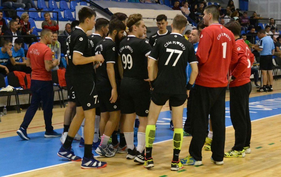 Echipa de handbal Juniori 1 şi-a aflat programul din Grupa 1 Valoare!