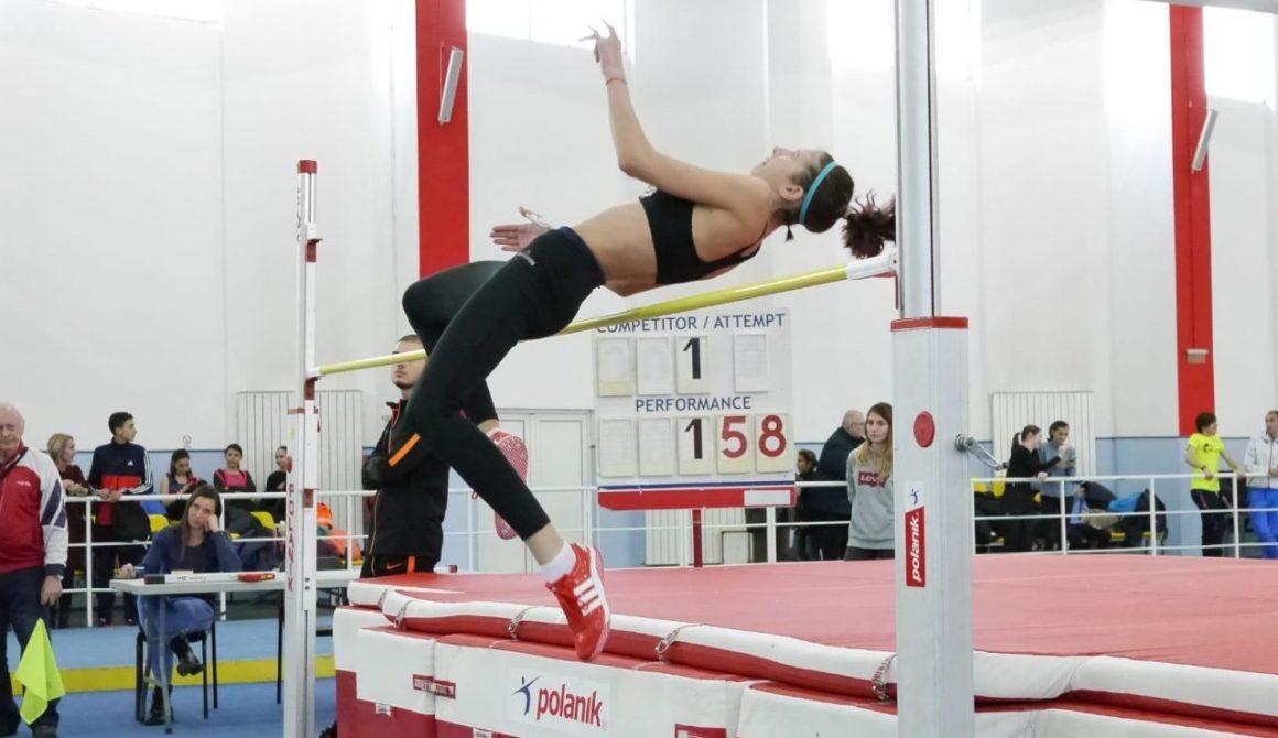 Atleţii de la CSM Ploieşti, două medalii la Campionatul Naţional de Juniori 3!