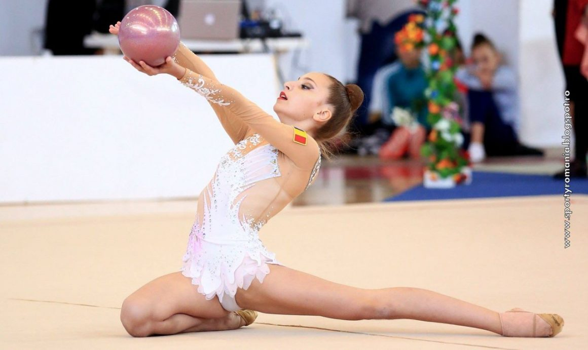 Gimnasta Miruna Ciocîrlan reprezintă România la Turneul Internaţional de la Moscova!
