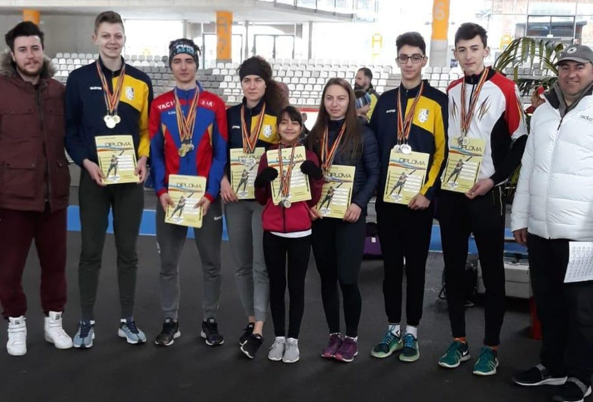 Patinatorii de la CSM Ploieşti, 24 de medalii la Campionatul Naţional pe probe şi poliatlon!