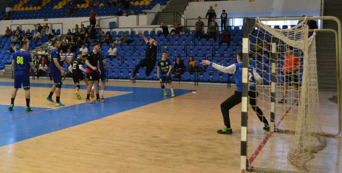 Handbal, juniori 1: thriller cu final… echitabil în derbiul Grupei Valoare 1!