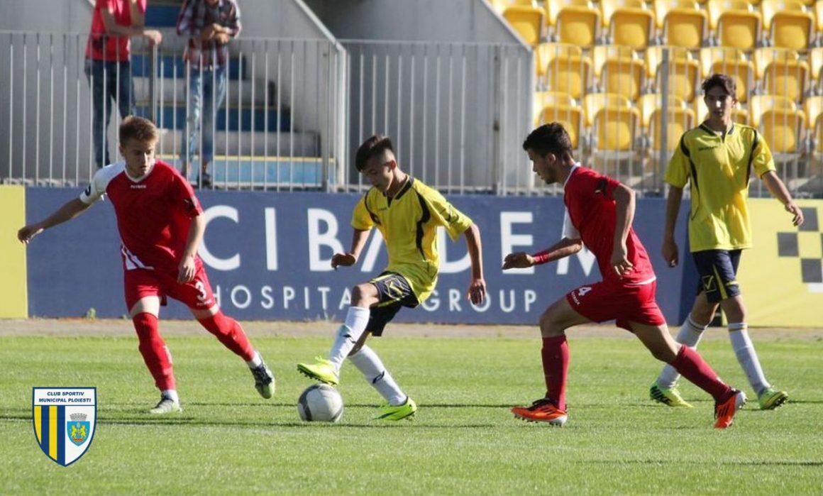 Secţia de fotbal a CSM Ploieşti face selecţie pentru completarea grupelor 2007-2012!