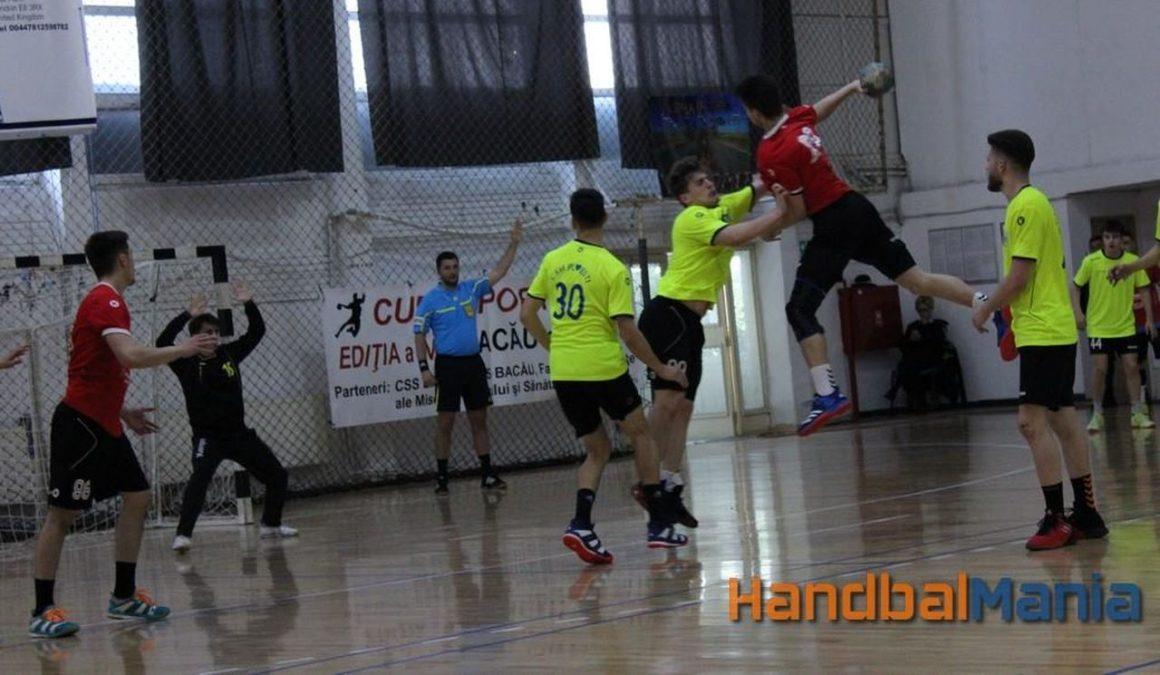 Weekend cu înfrângeri pentru echipele de handbal juniori ale clubului