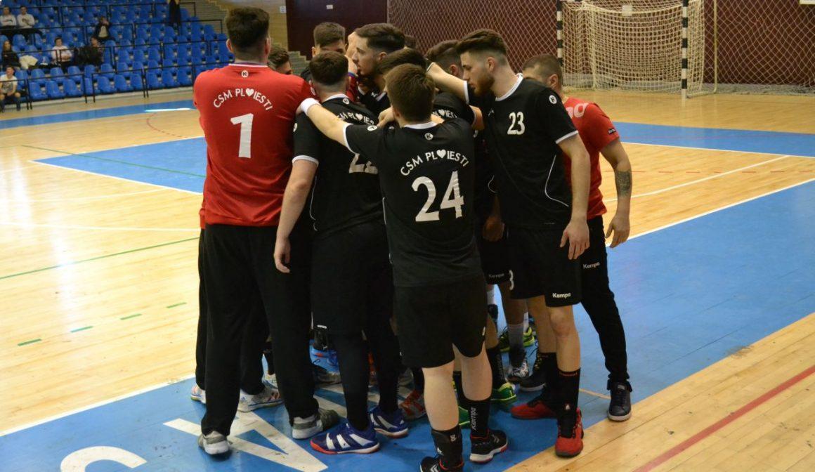 Echipa de handbal juniori 1 joacă pentru locurile 7-8 la Turneul final de la Cluj-Napoca!