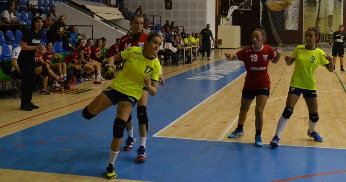 Victorie de orgoliu pentru echipa de handbal junioare 3: 33-32 cu Sporting Ghimbav!