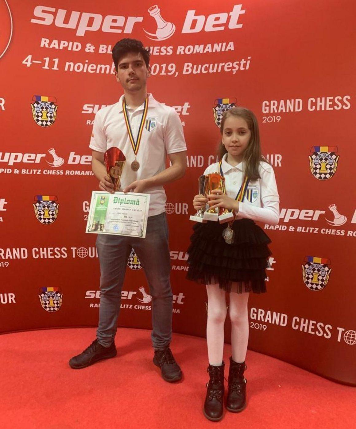 Şahiştii de la CSM Ploieşti, 4 medalii la Campionatele Naţionale de la Călimăneşti Căciulata!