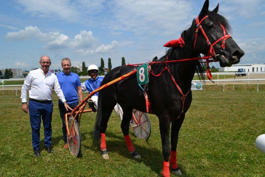 Hipodromul Ploieşti: armăsarul Borga Jackpot s-a impus în Premiul de Vară!