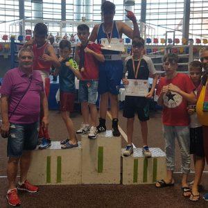 Boxeriii de la CSM Ploieşti, 5 medalii obţinute la Cupa României pentru cadeţi şi juniori II!