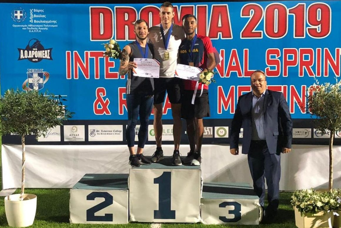 Atleţii Petre Rezmiveş şi Costin Homiuc, medaliaţi în Grecia, la Dromia 2019!