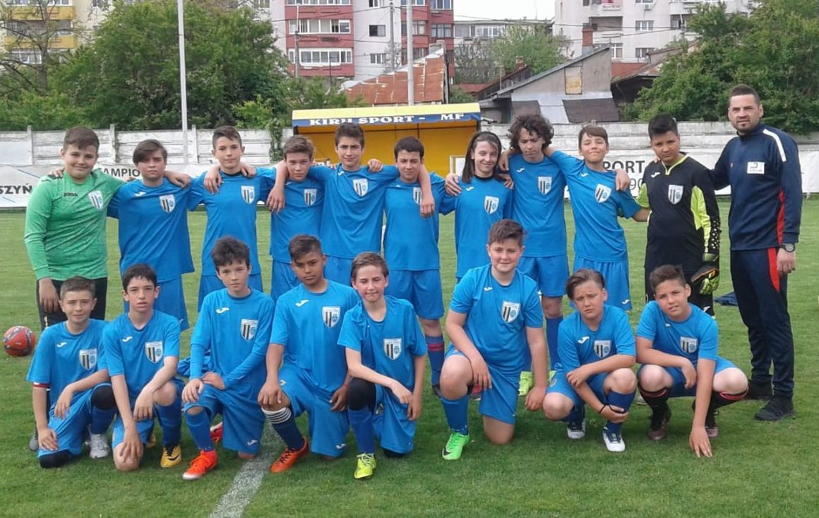 Săptămână cu o singură victorie oficială pentru echipele de fotbal juniori ale CSM Ploieşti!