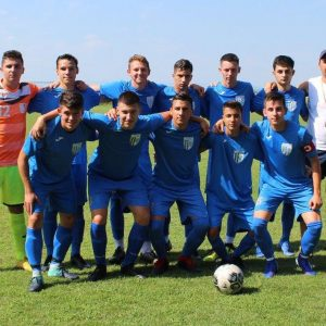 Echipa de fotbal juniori A, la prima victorie a sezonului!